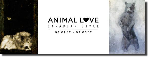 Animal Love - Canadian Style!