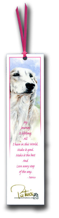 my journey is lifelong bookmark