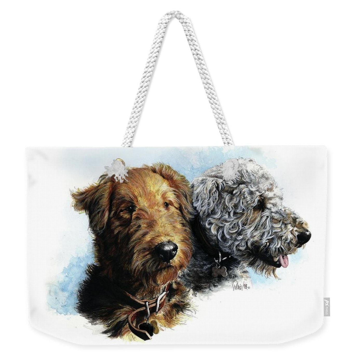 Airdale Weekender Bag