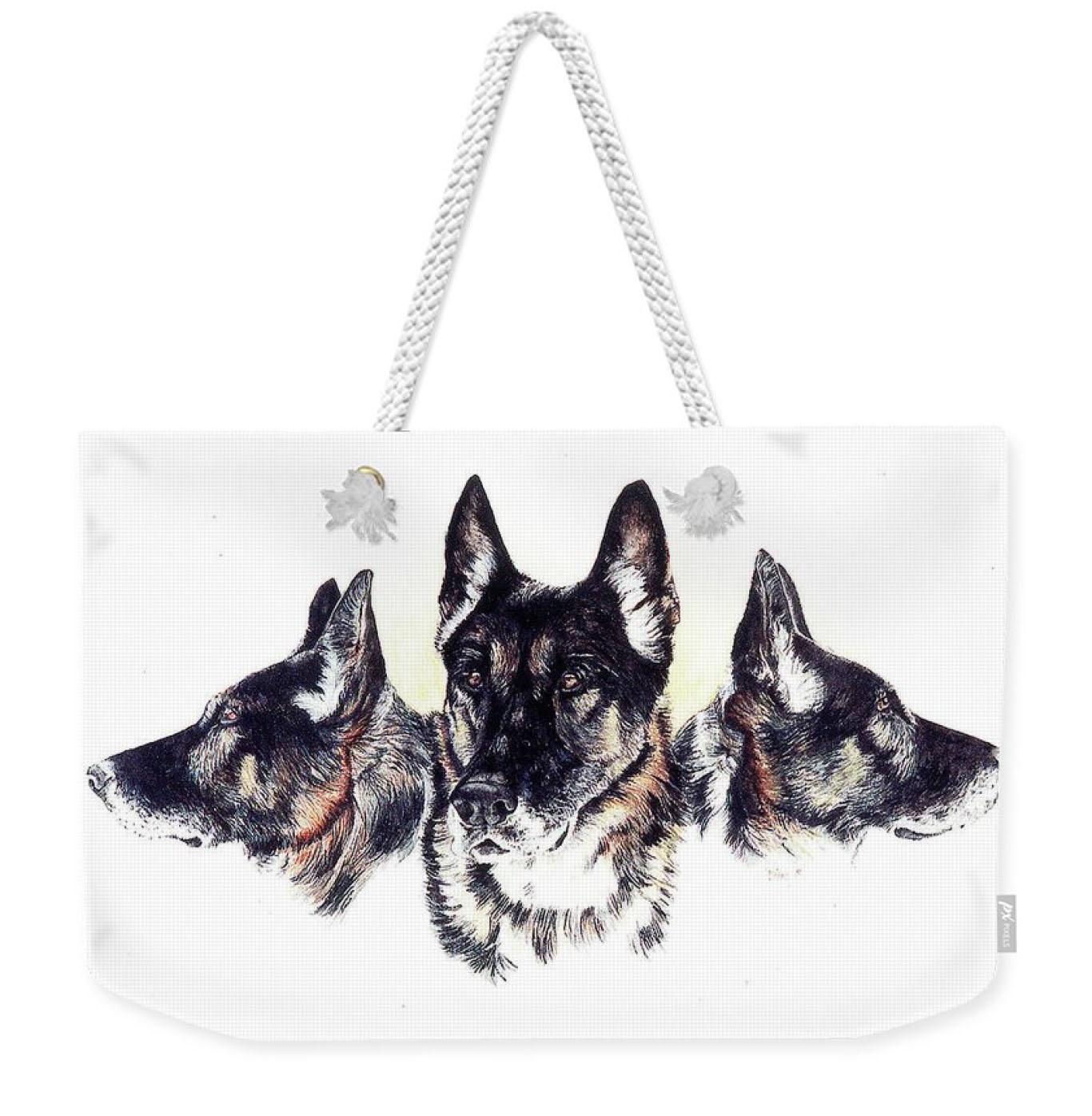 Beezor Weekendere Bag