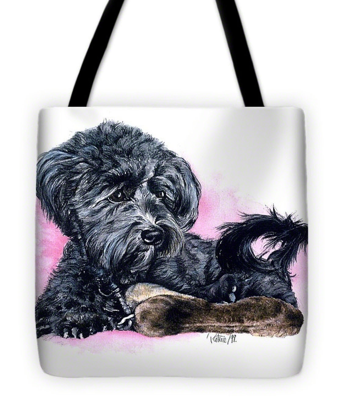 Cecile's Hero Tote-Bag - Product by Patrice