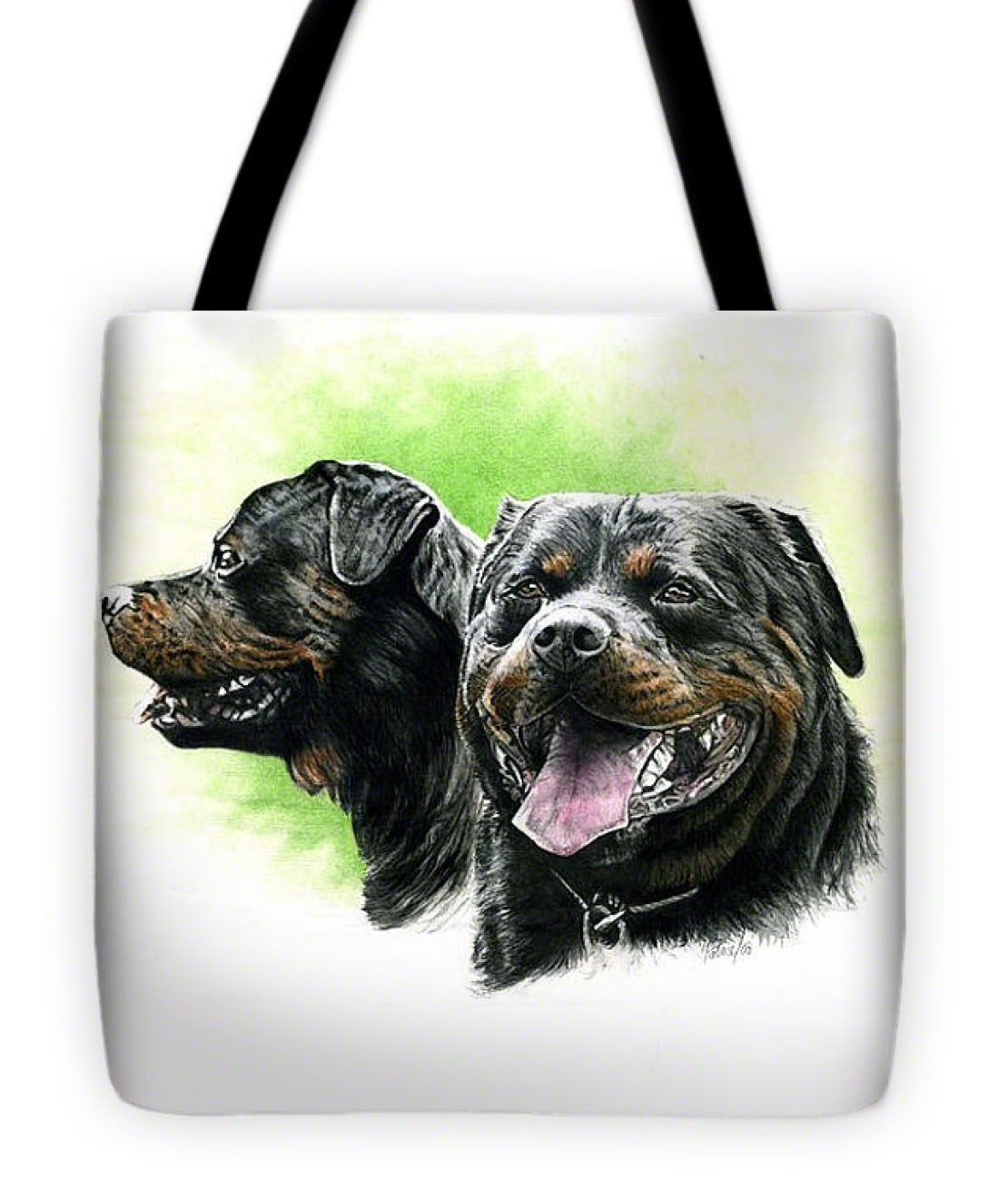Rottie Tote-Bag - Product by Patrice