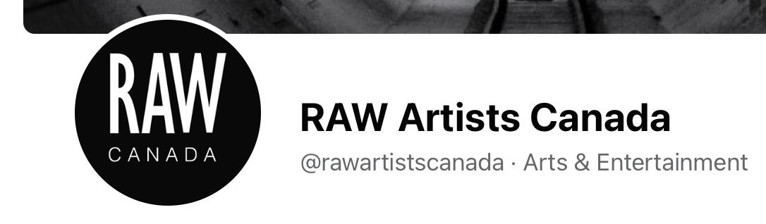 RAW Canada Logo