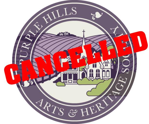 PHAHS Show -Cancelled